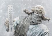 Vremea se schimbă radical de joi, 21 februarie! Se întorc ninsorile și gerul