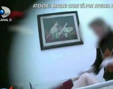 O româncă a fost arestată în Italia pentru rele tratamente față de o bâtrână! Este greu...