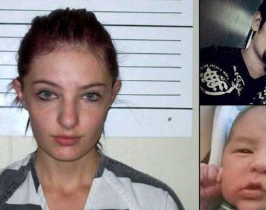 Mamă cu chip de DEMON! Și-a abandonat bebelușul într-un leagăn. A fost găsit după două...