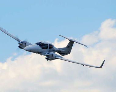 Un avion s-a prăbușit la Tuzla după ce a încercat o aterizare forțată!