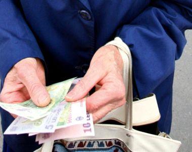 Pensiile din luna aprilie sunt în pericol! Banii vor fi mai PUȚINI și intră mai TÂRZIU