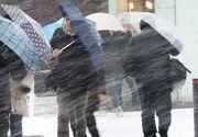 Vreme deosebit de rece în toată ţara! Cod galben de vânt, de la ora 16:00 în mai multe regiuni
