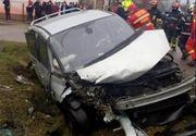 Accident cumplit în Timiș! O persoană a murit pe loc