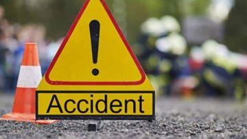 Accident pe centura Capitalei. Circulaţie  îngreunată