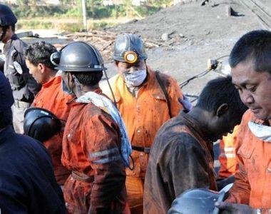 Douăzeci de morţi în nordul Chinei, într-un accident într-o mină