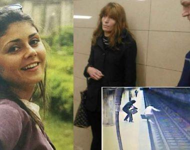 Criminala de la metrou, explicații halucinante despre motivul pentru care a ucis-o pe...
