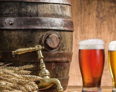 Românii preferă berea artizanală. Zeci de fabrici s-au deschis în România