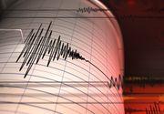 Cutremur în Vrancea, în această dimineață! Seismul s-a produs la o adâncime de doar 84 de kilometri