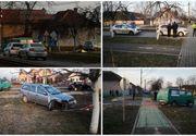 Accident teribil în Arad! Un bărbat a murit pe loc, iar alți doi sunt grav răniți