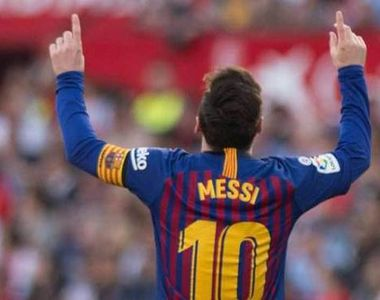 La 31 de ani, Lionel Messi pare mai în formă ca niciodată