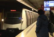 Metrorex: Circulaţia metrourilor, perturbată de o defecţiune tehnică