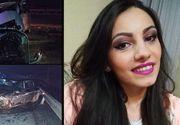 Simina se zbate să trăiască! Tânăra a fost implicată într-un grav accident, în Cluj
