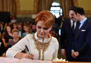 Motivul pentru care Olguța Vasilescu nu a renunțat la numele de fată după căsătoria cu Claudiu Manda! | DEZVĂLUIRI