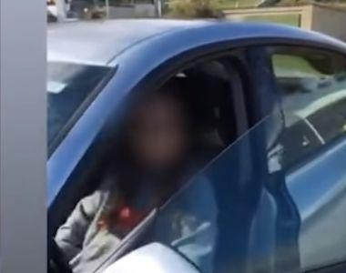 Tânără fără permis, prinsă cu 220 km/h pe autostradă, în timp ce era LIVE pe Facebook:...