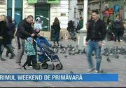 Primul weekend de primăvară! Soarele i-a scos pe români din case. Ce spun specialiștii despre prognoza meteo