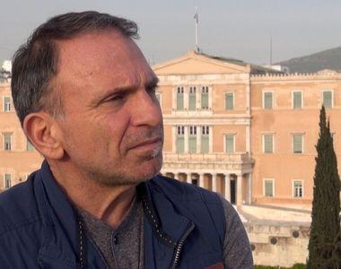 Yannis Behrakis, unul dintre cei mai reputaţi fotojurnalişti, a murit la vârsta de 58...