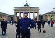 Radu, fiul de 25 de ani al antrenorului Marcel Ţenter, implicat într-un accident rutier, a murit