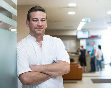 Medicul Radu Zamfir, eroul tragediei aviatice din Apuseni, numit director executiv al...