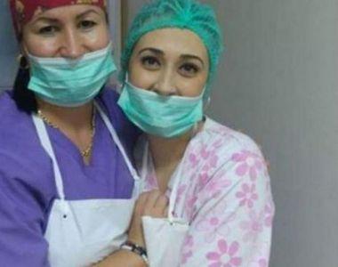 Medicul fals Raluca Bîrsan și protectoarea ei, audiate