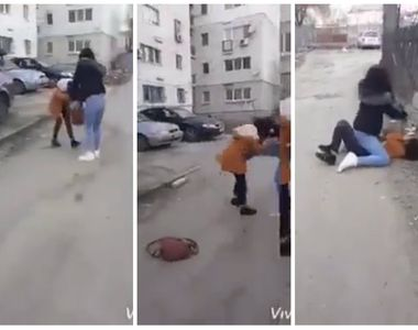 O fată de 13 ani din Constanța, internată în spital după ce a fost bătută cu...