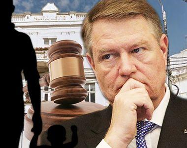 Un pedofil l-a dat în judecată pe Klaus Iohannis! Procesul are loc la Arad