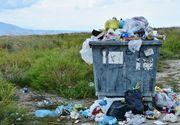 REVOLTATOR! In doua localitati din tara primaria deverseaza gunoaiele in rauri! IMAGINI greu de privit!