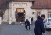 Explozie urmată de tentativă de jaf la Brăila