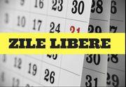Câte zile libere vor avea angajații de Paște și 1 mai