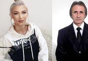 Andreea Bălan și-a certat tatăl imediat ce și-a revenit. Ce a deranjat-o pe artistă