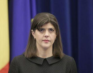 Laura Codruța Kovesi a fost pusă sub acuzare într-un nou dosar! Despre ce este vorba?