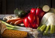 Primele legume de primavara au aparut deja pe tarabele din piete!