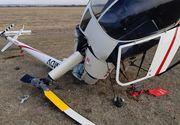 Un aparat de zbor s-a prăbușit la Strejnic în județul Prahova în această dimineață!