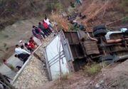 Accident devastator pe autostradă! Sunt peste 25 de morți și 30 de răniți