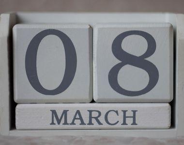 Numerologul Ionuț Agachi spune ce seminifcă data de 8 martie! Poate fi o zi excelentă...