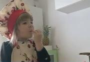 Anastasia este cea mai tânără bucătăreasă din România! La 3 ani face niște prăjiturele DELICIOASE