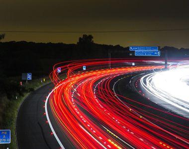 Se lumineaza Autostrada Urbana! A fost promisiunea Companiei de Drumuri, care....nu se...