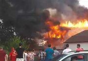 O persoană a fost găsită decedată în imobilul din Capitală unde a izbucnit un incendiu