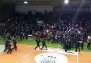 Incidente la Cupa României la Handbal