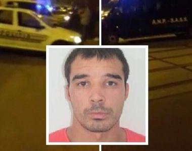 Bărbatul care a evadat din Penitenciarul Jilava a fost prins într-un parc din Călăraşi!...