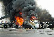 Avion Boeing 737 cu 157 de pasageri, prăbușit imediat după decolare
