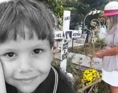 Ce a făcut de 8 martie Andreea Anghel, mama băiețelului sfâșiat de maidanezi! Imagini...