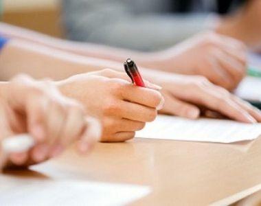 Aproximativ 350.000 de elevi din clasele a VII-a şi a VIII-a, aşteptaţi să susţină...