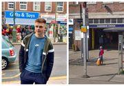 Român în vârstă de 20 de ani ucis în bătaie într-o stație din Londra