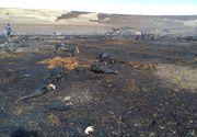 Nenorocire uriașă la Pechea, în Galați! Au ars peste 180 de suflete nevinovate într-un incendiu devastator!