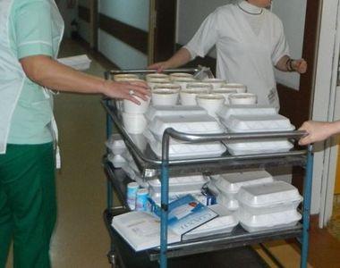 Alocaţiile de hrană din spitalele din subordinea Primăriei Bucureşti, majorate cu 50 la...