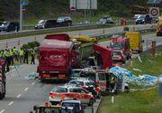 Șoferul român de TIR care a ucis o familie întreagă în Elveția a fost achitat