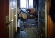 Un băiat de 25 de ani a dat foc apartamentului în care locuia și s-a aruncat apoi pe geam! E stare de alertă la Oradea!