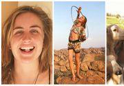 Cati a plecat într-o călătorie în jurul lumii în septembrie, dar ce au aflat rudele despre tânăra de 23 de ani e TERIFIANT! Ce au găsit pe un munte! E cumplit!