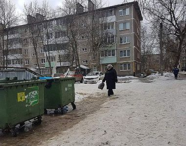 Rusia. Bebeluș nou născut aruncat la tomberon