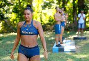 "Eliminare din echipa Razboinicilor! Mihaela Popescu a parasit competitia ""Exatlon"", dupa duelul cu Iulia Aradi"